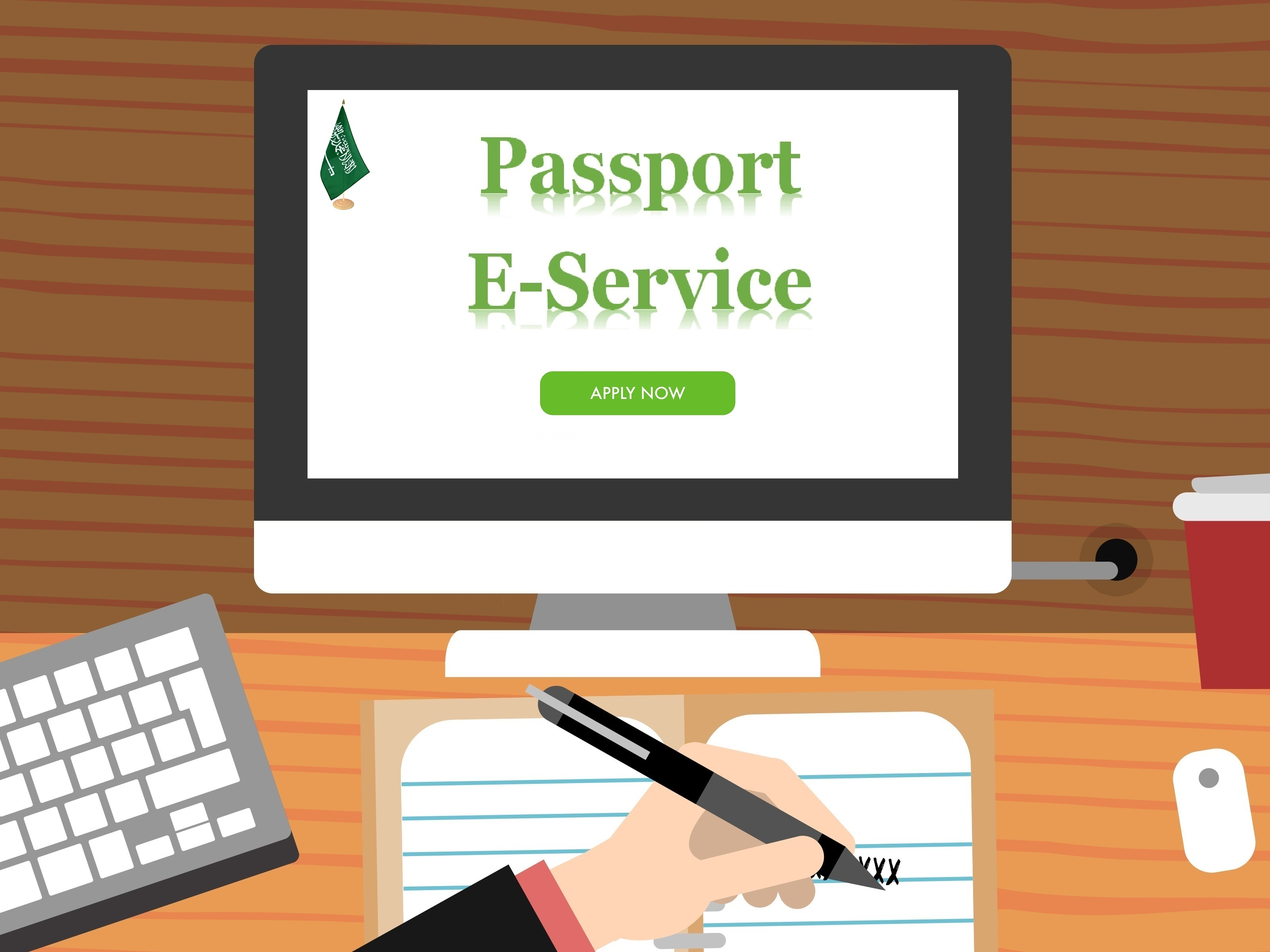 Kingdom launches passports E-service in KSA