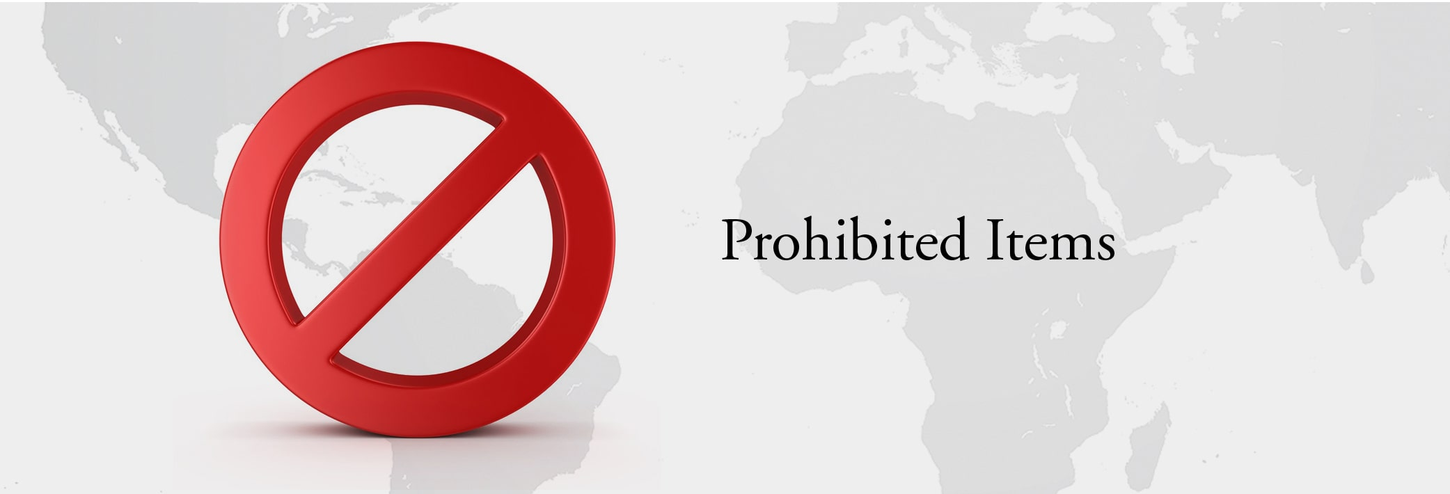 List of 24 Prohibited Items to Bring (Import) in Saudi Arabia