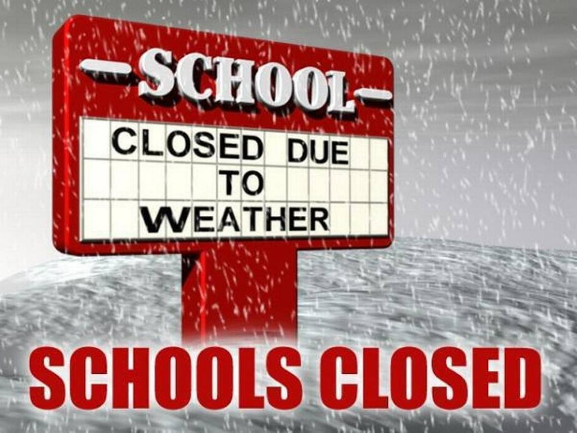 Schools to remain Closed Tomorrow