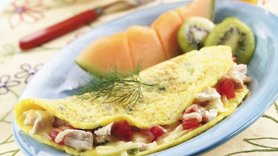 Recipe of Chicken Omelet