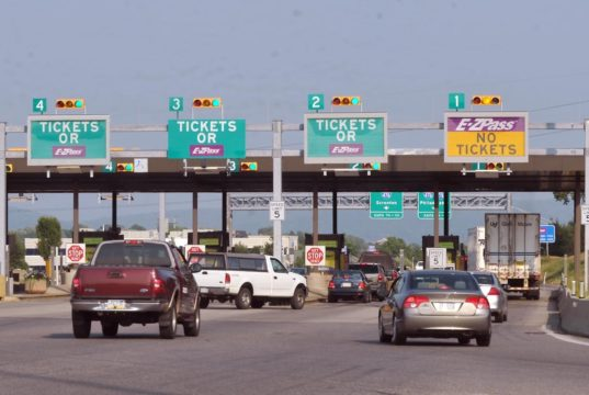 Road Tolls in Saudi Arabia