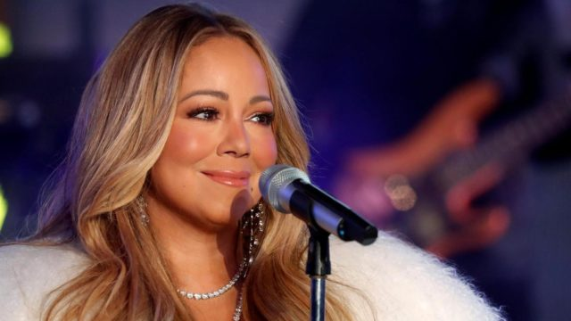 Mariah Carey in Saudi Arabia