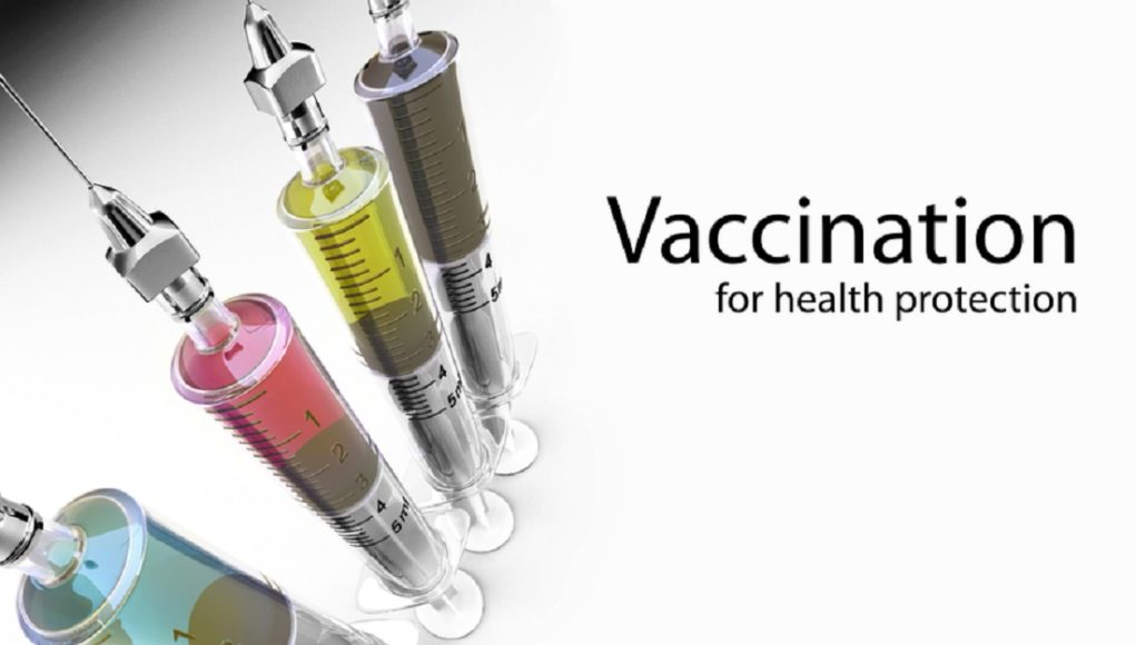 Schedule of Vaccination in Saudi Arabia