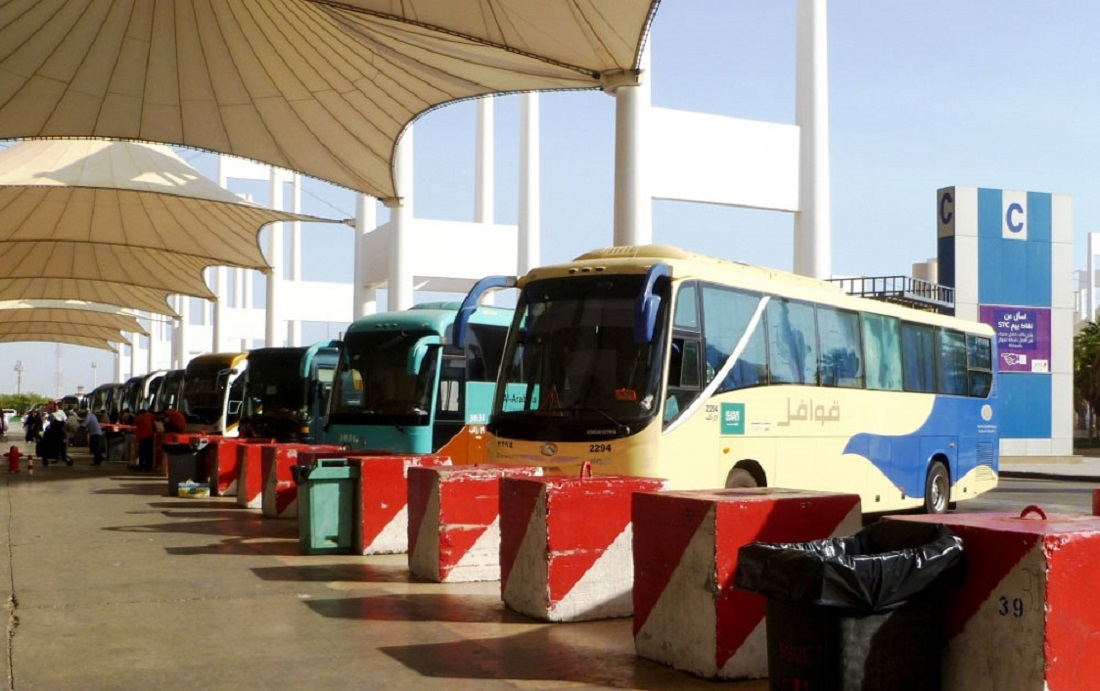 400 Smart Buses Coming to Saudi Arabia's Makkah Region in 2020