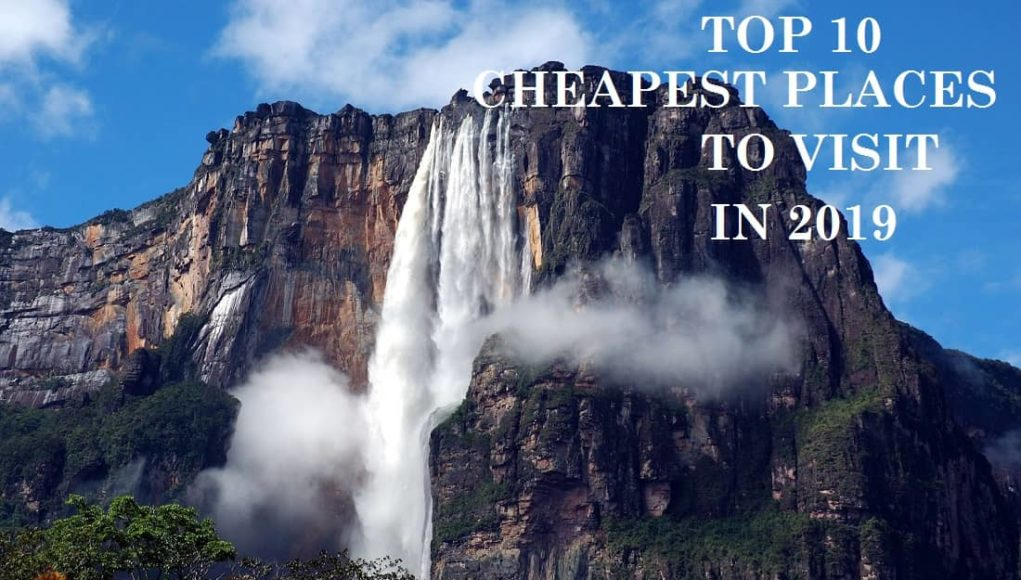 TOP 10 CHEAPEST PLACES