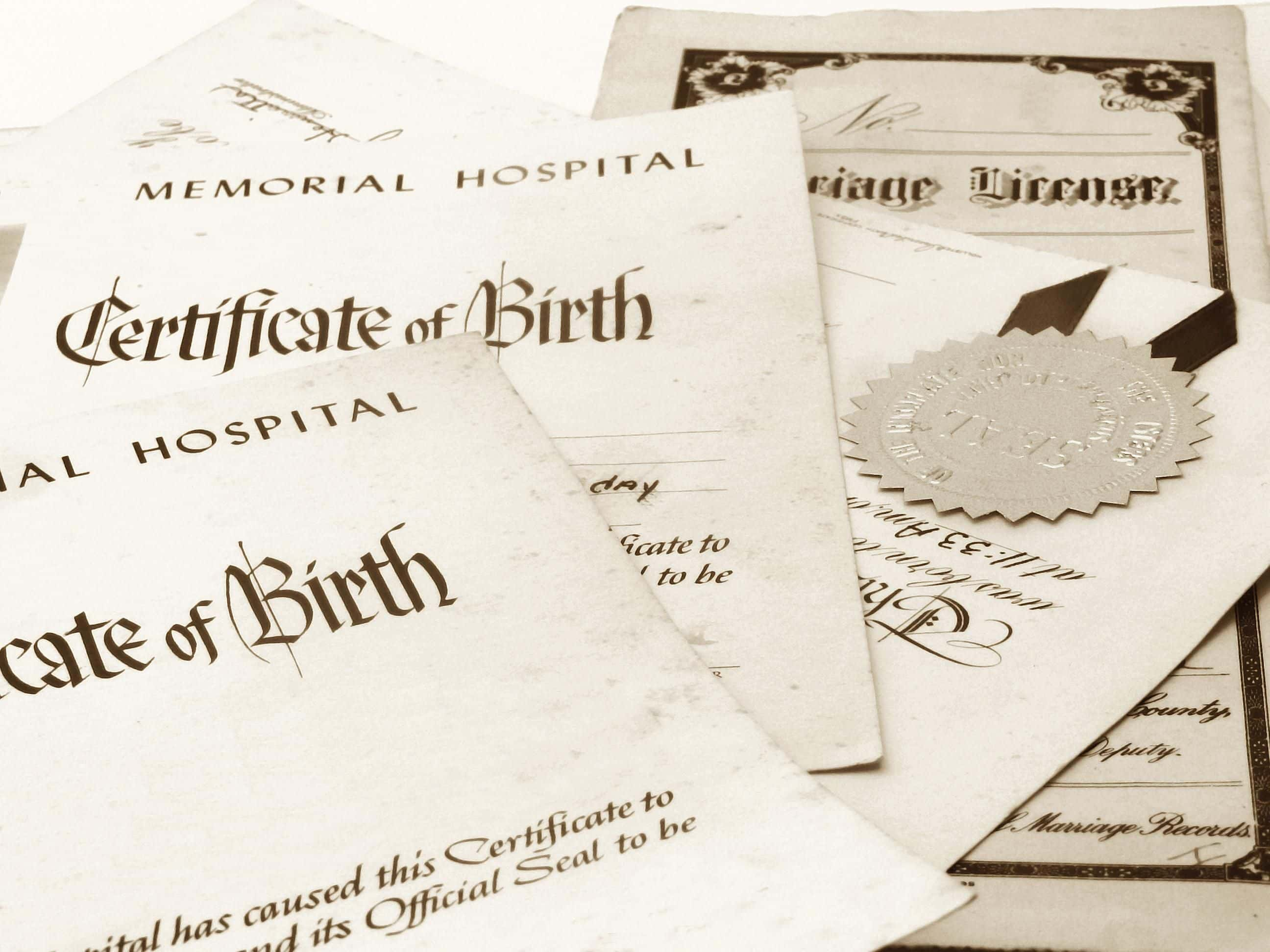 Procedure to Get Birth Certificate for Newborn Baby in Saudi Arabia