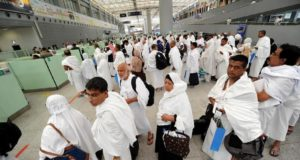 Pakistan Hajj Pilgrims Immigration