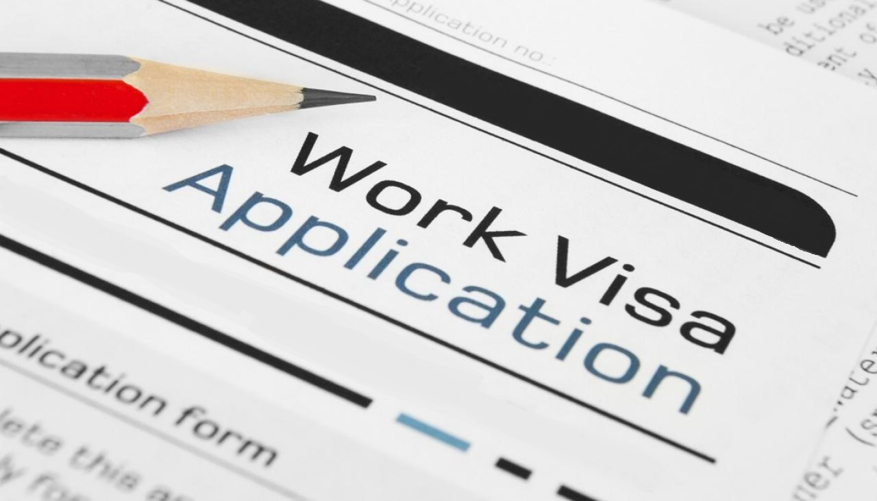 Procedure to Apply for Saudi Work Visa