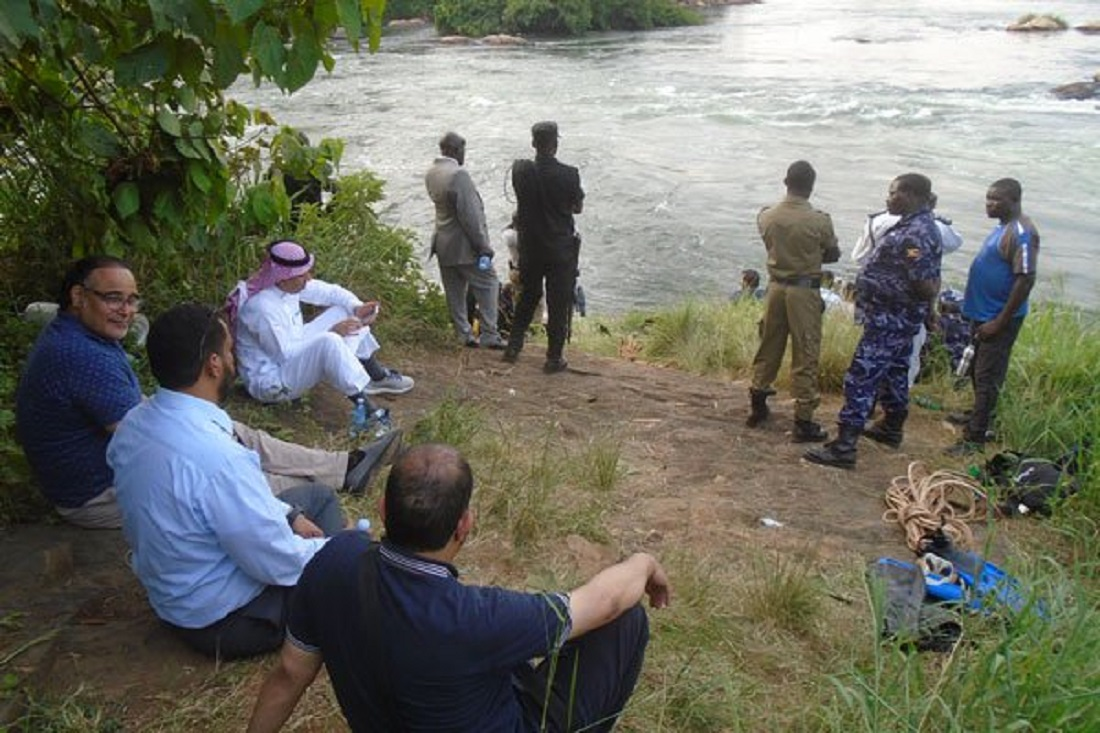 Saudi Tourist Fell Down in River Nile While Taking Selfie
