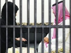 Wedding in Saudi Jail