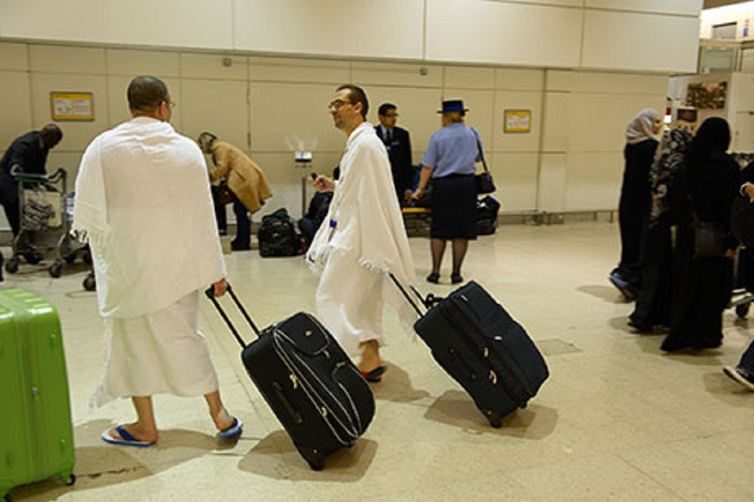 Domestic/ local Hajj pilgrims wouldn't have to worry about their luggage anymore