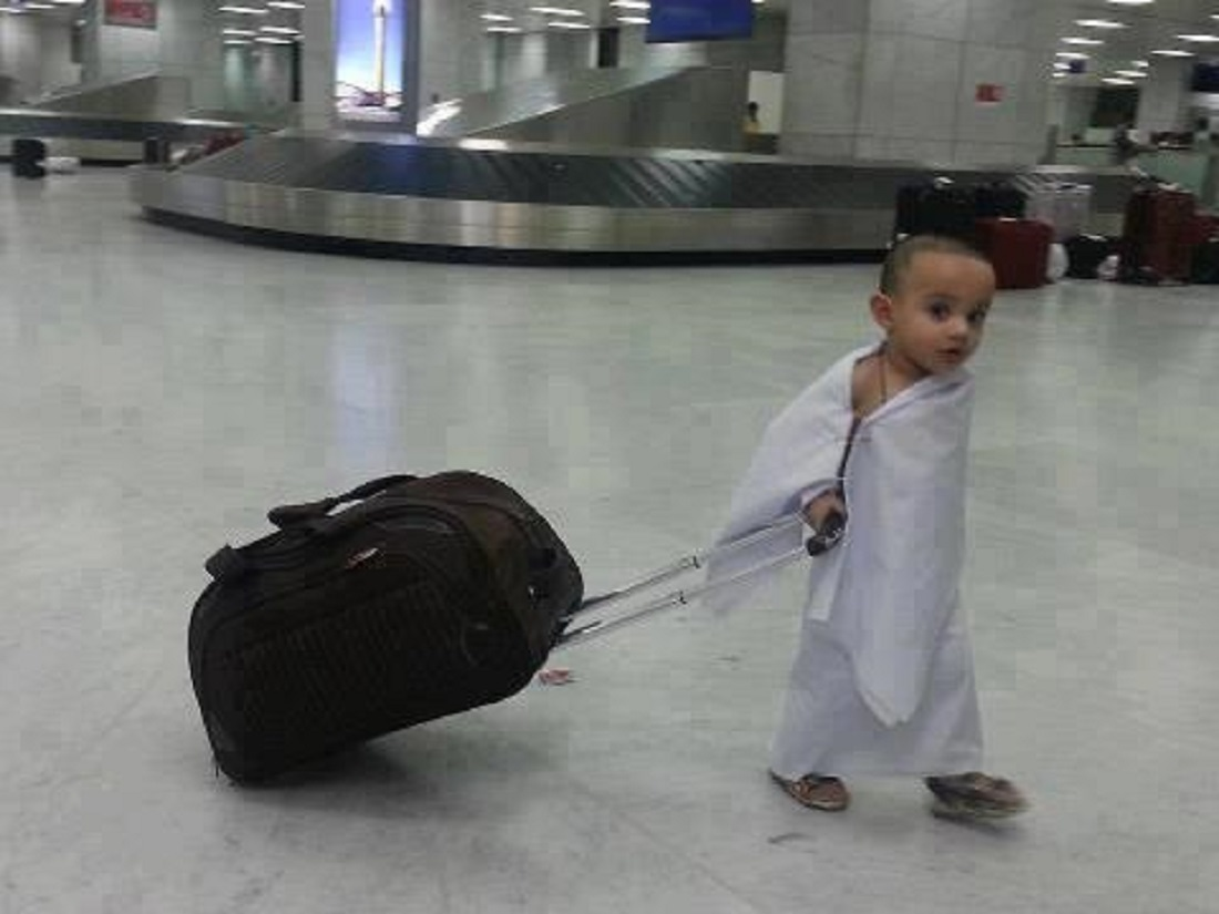 Kids at Hajj: Should your little one become a pilgrim?