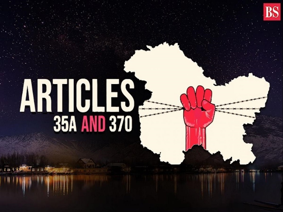 Article 370: A New Attack on Kashmir