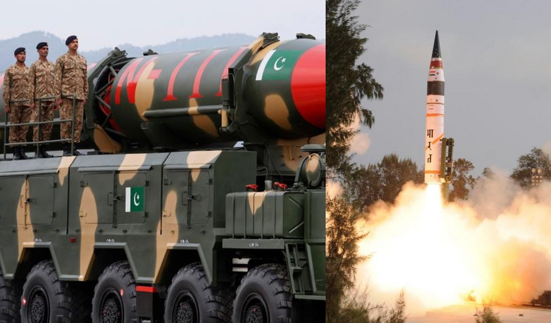 Nuclear War between Pakistan and India will cause Nearly 100 Million people to Die