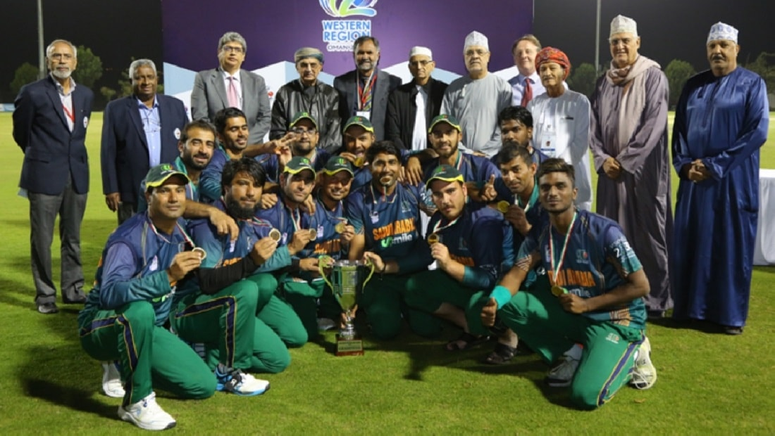 Saudi Arabia Has Got World Cricket T-20 International Status