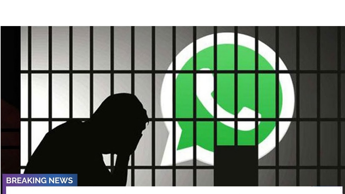 A Saudi Whatsapp Admin arrested due to Harassment