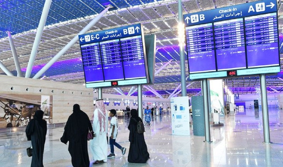 Saudi Civil Aviation authority to impose new airport charge for Saudi citizens and Saudi expats