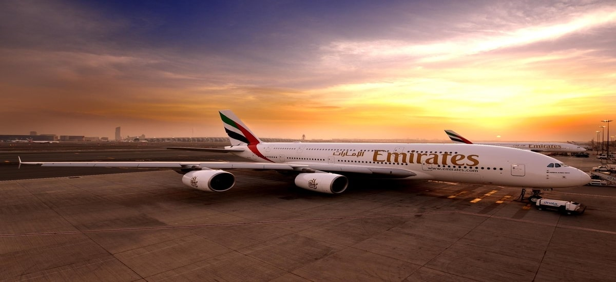 Emirates launches special fares for New Year