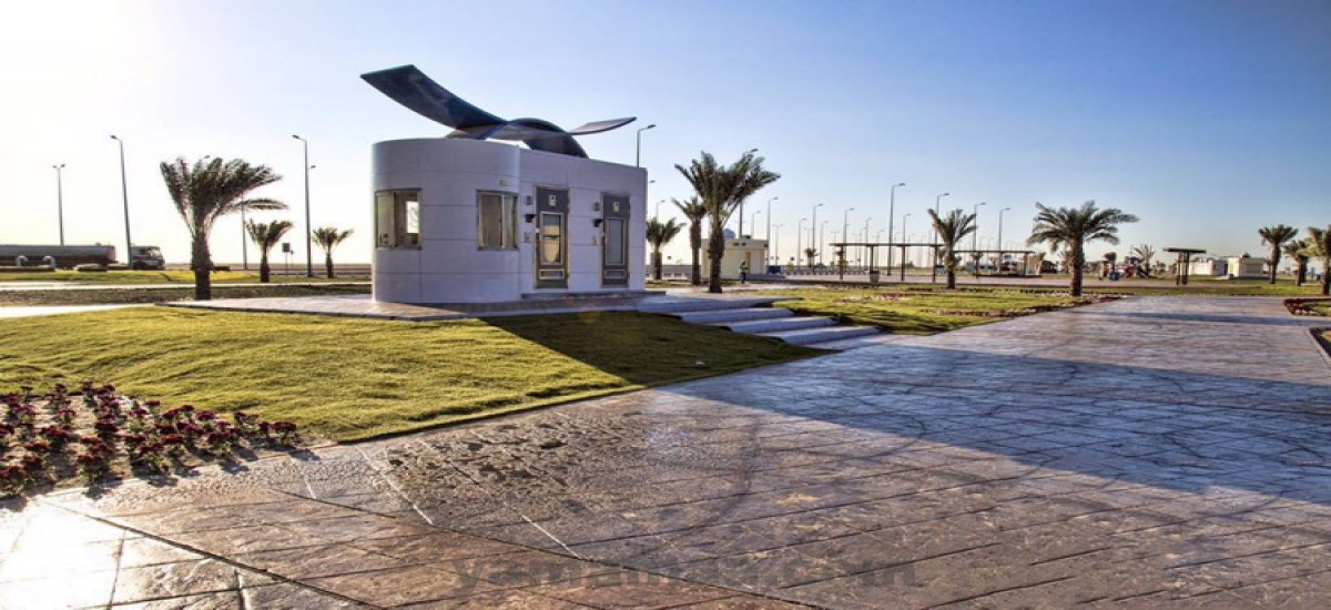 New smart toilets installed at Jeddah Corniche – SR.7 per person