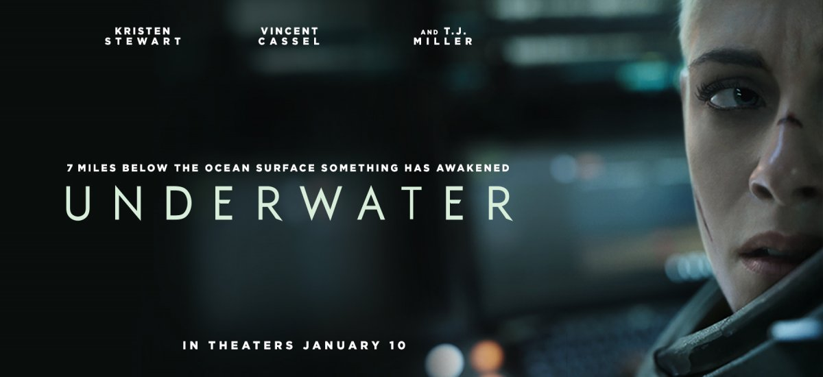 The Underwater Movie Review: Kristen Stewart
