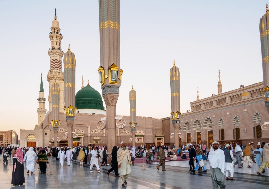 City of the Prophet Madinah Experiences Earthquake