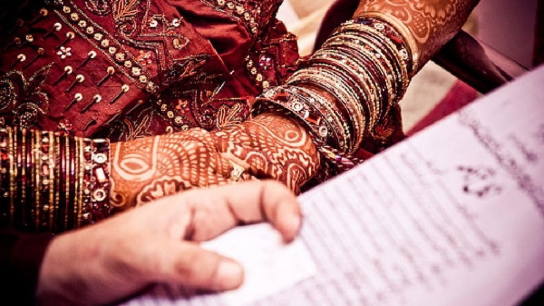 Nikkah is not a Legal Marriage in the UK Anymore