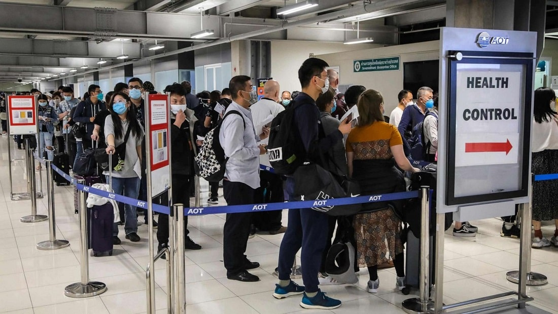 Thailand Cancels Visa on Arrival for 18 Countries Including Saudi Arabia Due to Coronavirus