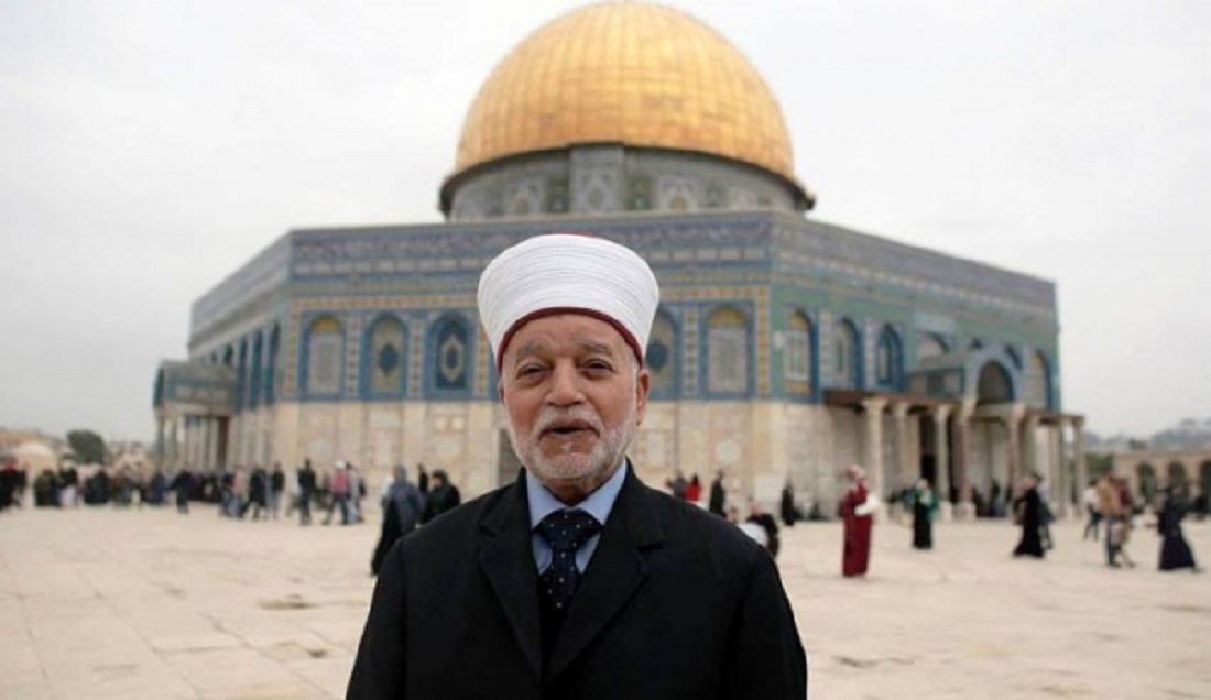 Imam & Khatib of Masjid-e-Aqsa Arrested by Israeli Forces