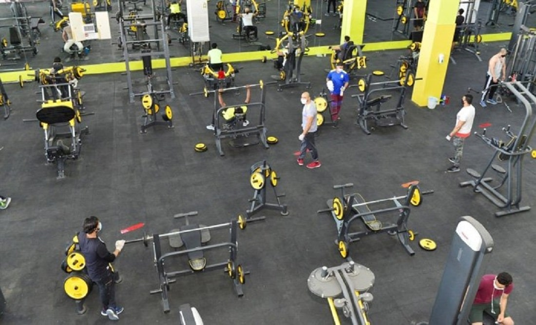 Sports Clubs and Exercise Centres Open in Jeddah