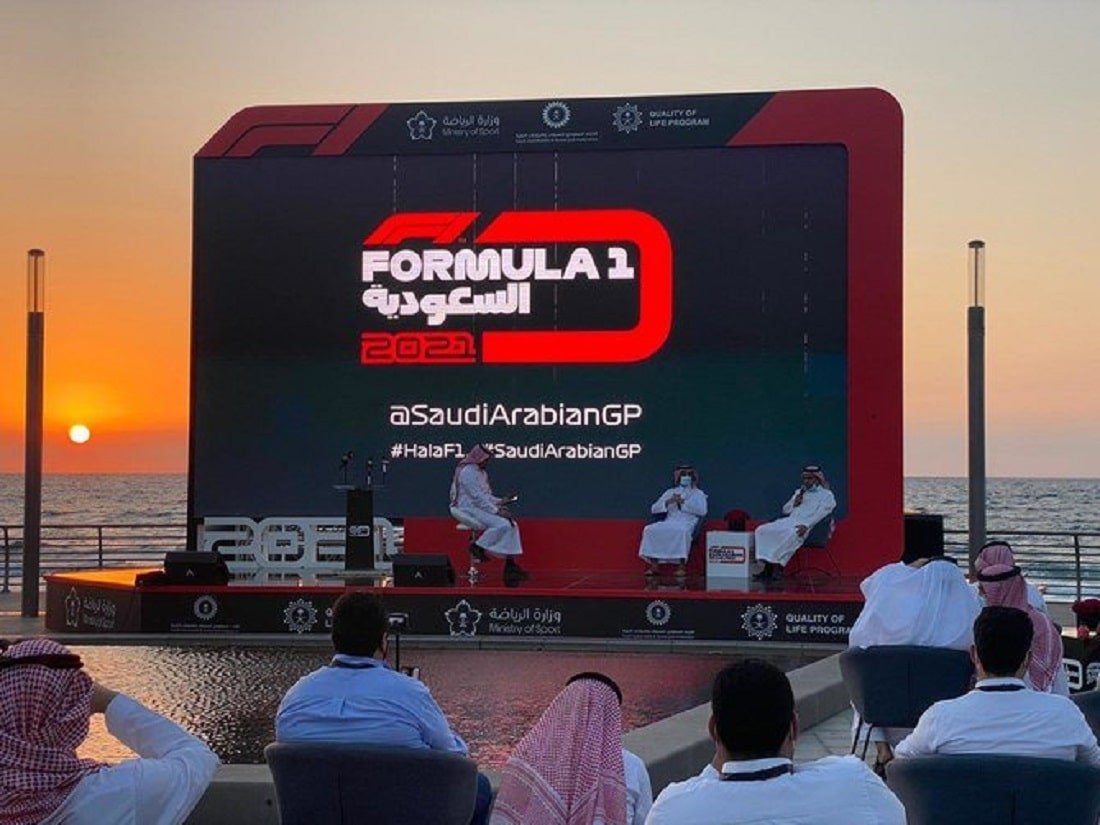 New Season of Formula Race One in Jeddah